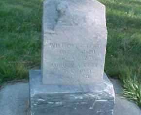 TEST, WILBERT - Wayne County, Nebraska   WILBERT TEST - Nebraska Gravestone Photos