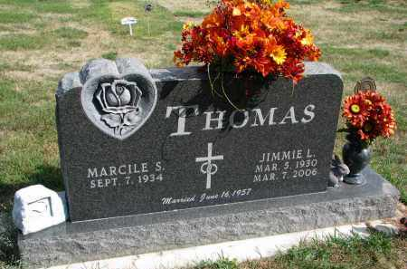 THOMAS, JIMMIE L. - Wayne County, Nebraska | JIMMIE L. THOMAS - Nebraska Gravestone Photos