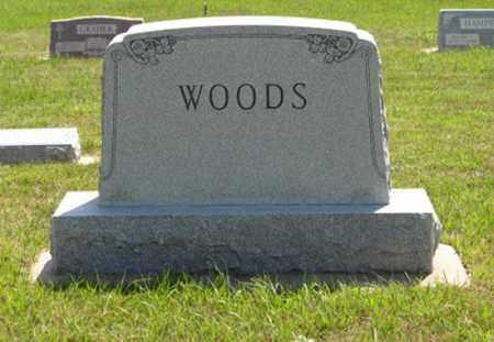 WOODS, FAMILY - Wayne County, Nebraska   FAMILY WOODS - Nebraska Gravestone Photos