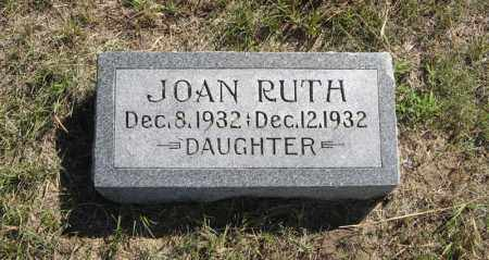 BISHOP, JOAN RUTH - Wheeler County, Nebraska | JOAN RUTH BISHOP - Nebraska Gravestone Photos