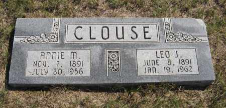 CLOUSE, ANNIE M. - Wheeler County, Nebraska | ANNIE M. CLOUSE - Nebraska Gravestone Photos