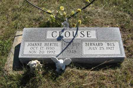 CLOUSE, JOANNE - Wheeler County, Nebraska | JOANNE CLOUSE - Nebraska Gravestone Photos