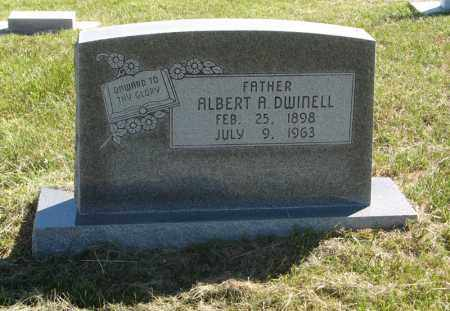 DWINELL, ALBERT A. - Wheeler County, Nebraska | ALBERT A. DWINELL - Nebraska Gravestone Photos