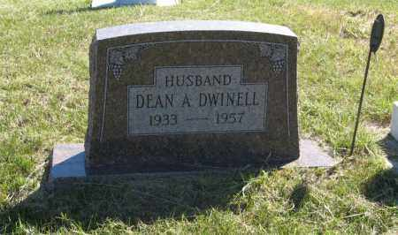 DWINELL, DEAN A. - Wheeler County, Nebraska | DEAN A. DWINELL - Nebraska Gravestone Photos