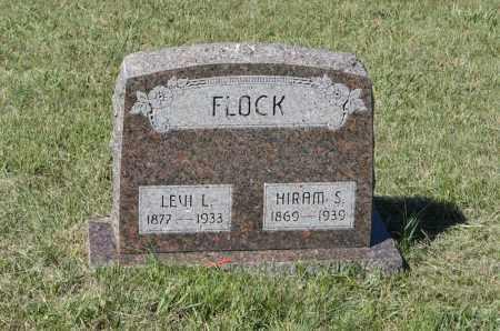 FLOCK, HIRAM S. - Wheeler County, Nebraska | HIRAM S. FLOCK - Nebraska Gravestone Photos