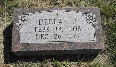 KENNEDY, DELLA J. - Wheeler County, Nebraska | DELLA J. KENNEDY - Nebraska Gravestone Photos