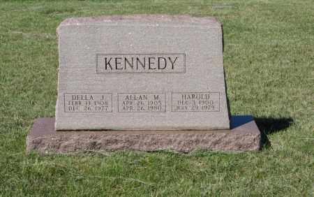 KENNEDY, FAMILY - Wheeler County, Nebraska | FAMILY KENNEDY - Nebraska Gravestone Photos