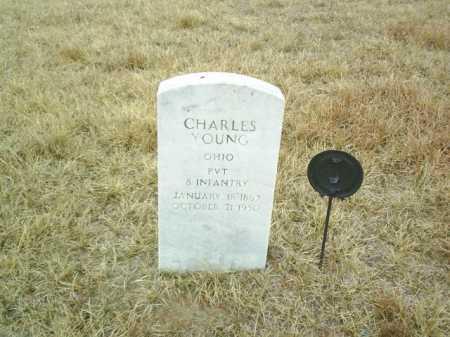 YOUNG, CHARLES - Wheeler County, Nebraska | CHARLES YOUNG - Nebraska Gravestone Photos