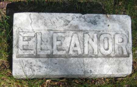 STEVENS DEWEY-HUCKINS, ELEANORA - York County, Nebraska | ELEANORA STEVENS DEWEY-HUCKINS - Nebraska Gravestone Photos