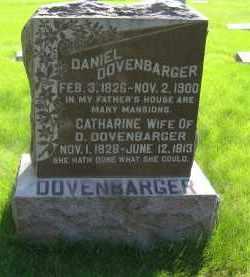 DOVENBARGER, DANIEL - York County, Nebraska | DANIEL DOVENBARGER - Nebraska Gravestone Photos
