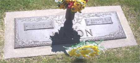 MASON, ERNEST ELMER - York County, Nebraska | ERNEST ELMER MASON - Nebraska Gravestone Photos