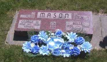 MASON, GEORGE - York County, Nebraska | GEORGE MASON - Nebraska Gravestone Photos