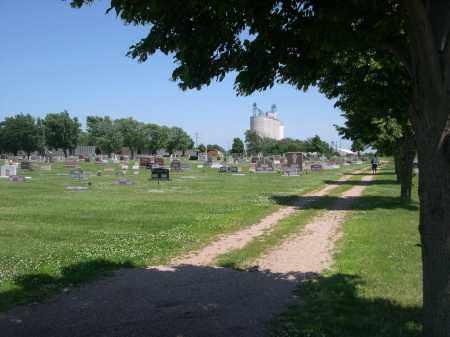 *WACO CEMETERY, VIEW OF - York County, Nebraska | VIEW OF *WACO CEMETERY - Nebraska Gravestone Photos