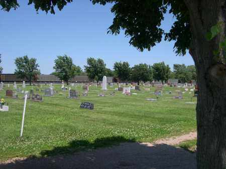 *WACO CEMETERY, VIEW OF - York County, Nebraska | VIEW OF *WACO CEMETERY - Nebraska Gravestone Photos