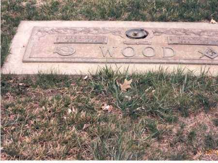 JENNINGS WOOD, BESSIE F. - York County, Nebraska   BESSIE F. JENNINGS WOOD - Nebraska Gravestone Photos