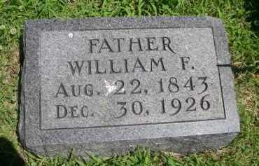 ZWIEG, WILLAIM F. - York County, Nebraska | WILLAIM F. ZWIEG - Nebraska Gravestone Photos