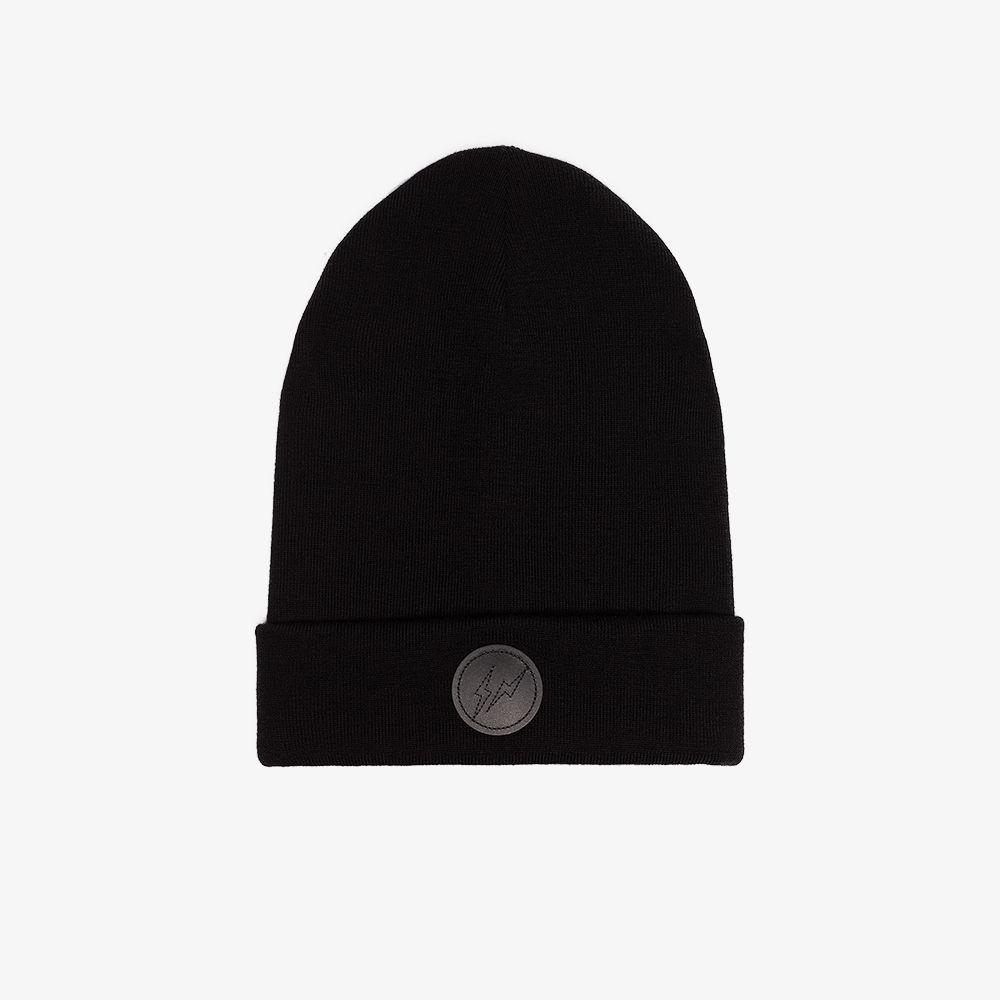 cappello di lana nero Moncler Genius x Fragment Design MONCLER GENIUS | Cappelli | 99215-00-969C2999
