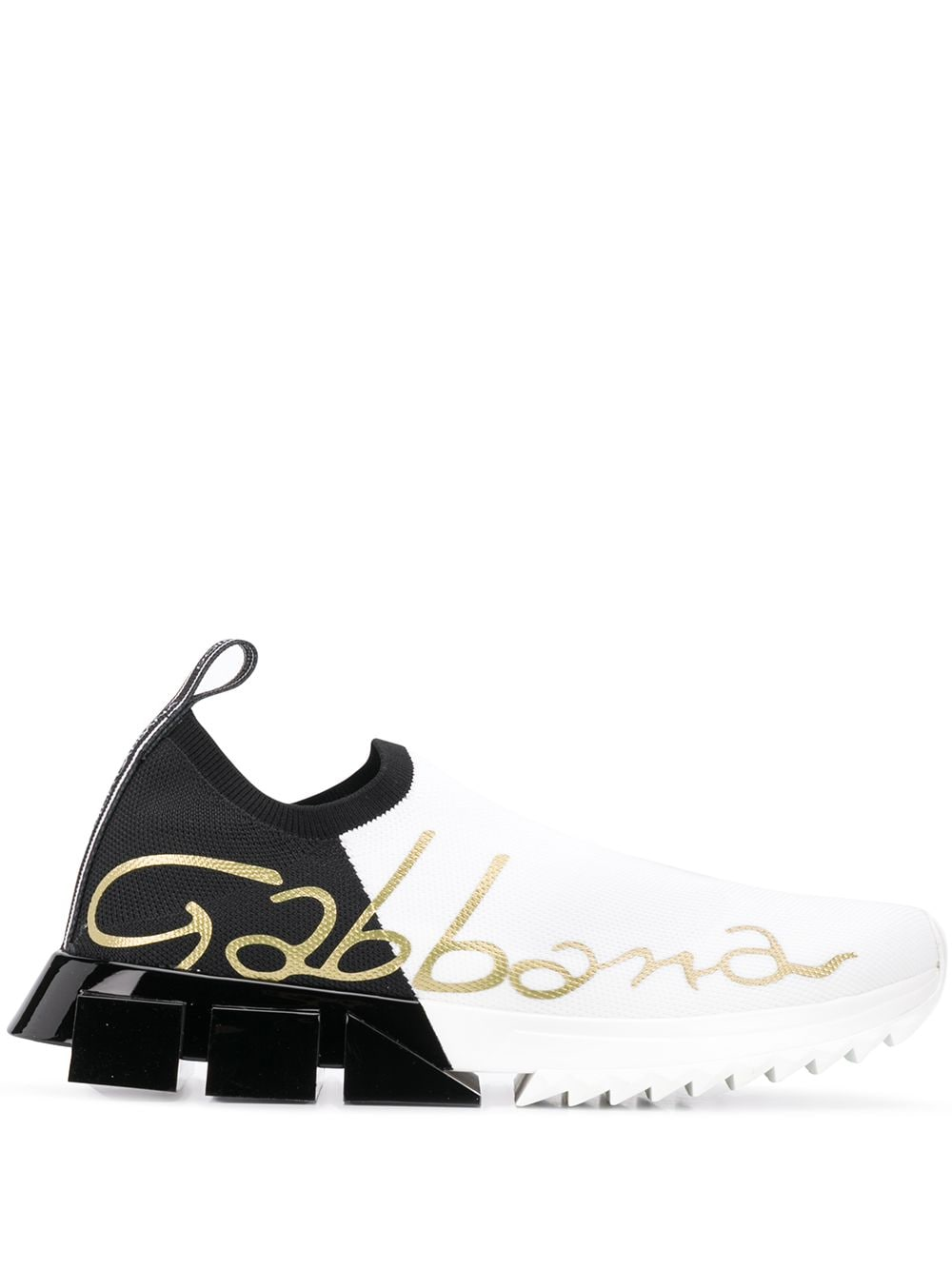 Sorrento colour block leather sneakers DOLCE & GABBANA |  | CK1681-AA10189697