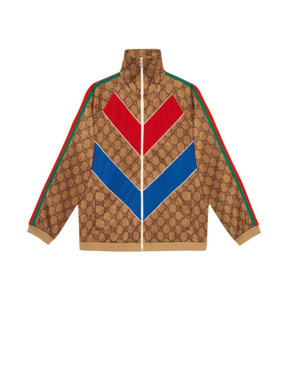 giacca jersey con zip GUCCI | Maglieria Moda | 523488-X9V342035