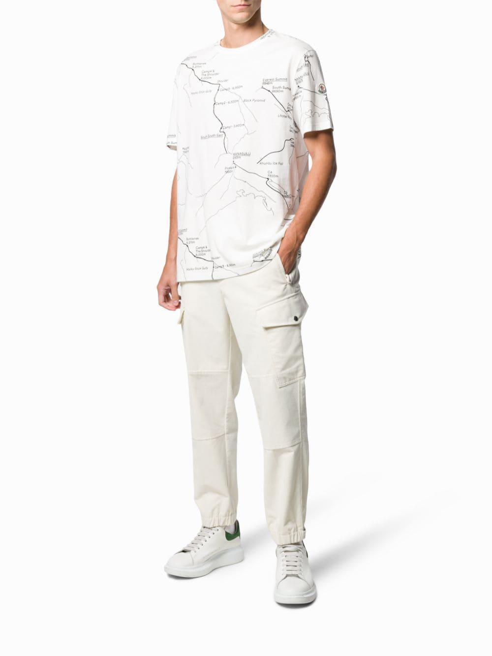 velvet striped Moncler Genius 1952 trousers MONCLER GENIUS |  | 11475-00-54AEJ050