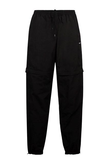 black nylon trousers with zipped part trasforming in bermuda BALENCIAGA |  | 621435-TDO131000