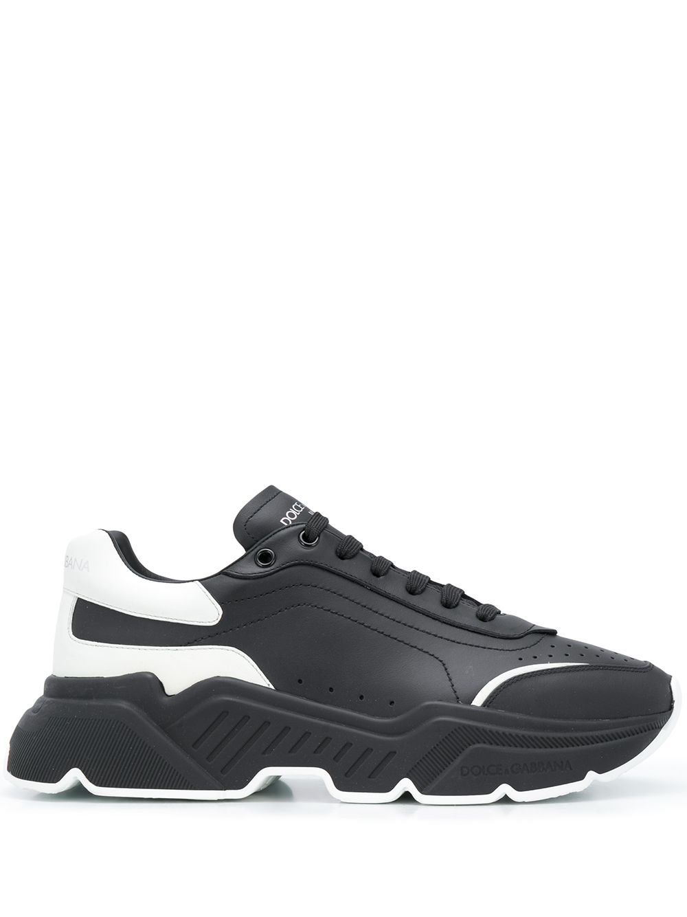 chunky sneakers Day Master nero bianco DOLCE & GABBANA | Sneakers | CS1791-AX58989690