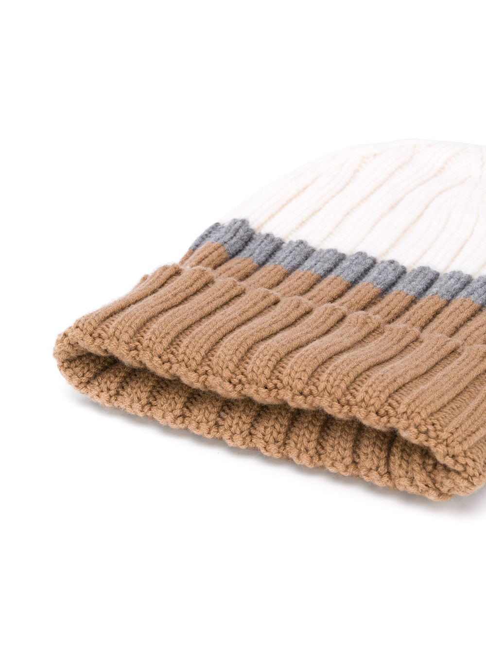 multicolored long wool beanie hat ELEVENTY |  | B76CLPB02-MAG0B00501-14