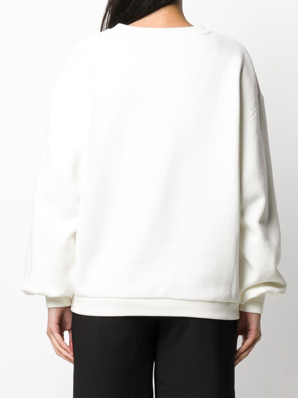 white cotton Gucci Cherry sweatshirt GUCCI |  | 631695-XJCRT9095