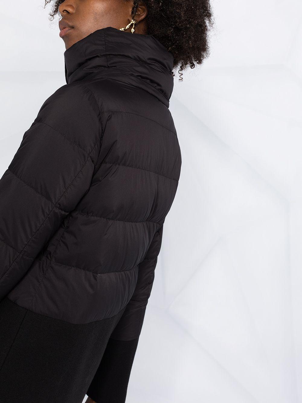black mid lenght padded coat jacket HERNO |  | PI1199D-396019300