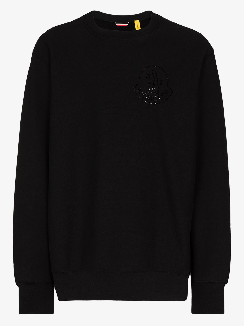 2 Moncler Genius 1950 long-sleeved black wool sweater MONCLER GENIUS |  | 8G723-40-V8188999
