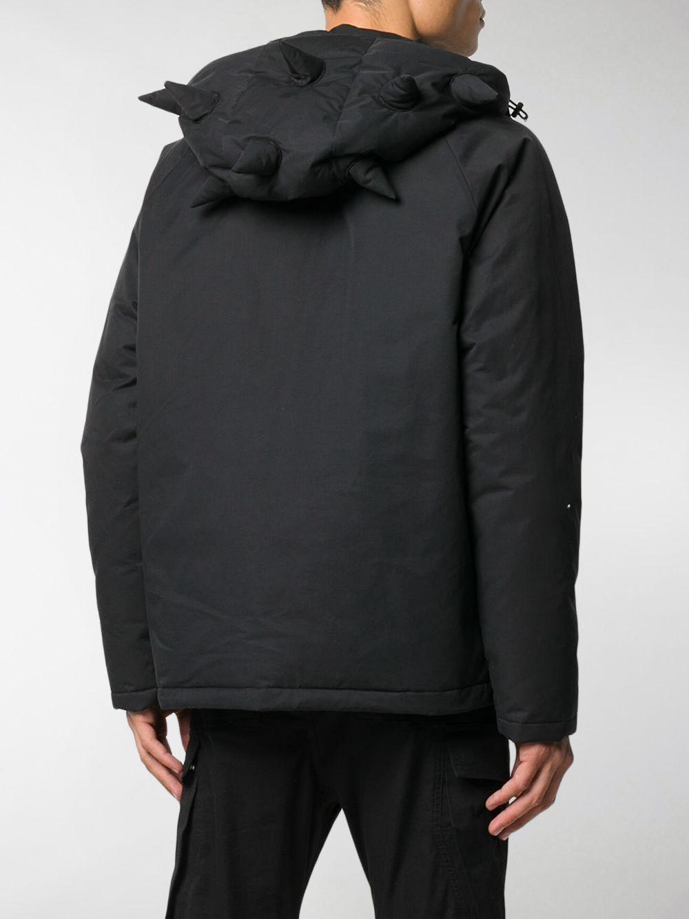 Moncler Genius x Jw Anderson black cotton and polyamine down jacket  MONCLER GENIUS      HIGHCLERE 1B504-40-V0135999