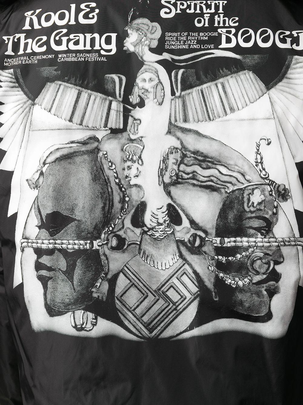Giacca Kurn in nylon nero con taschine laterali oblique, chiusura a bottoni e logo nella parte posteriore MONCLER GENIUS | Piumini | KURN 1B520-10-53A10999