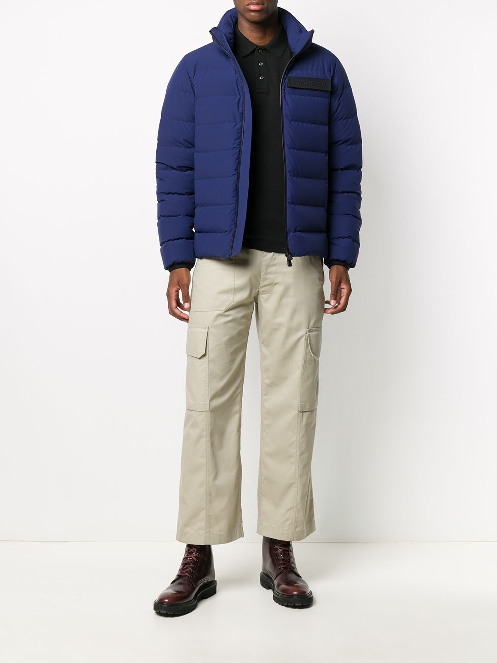 blue feather down quilted Kander jacket MONCLER GRENOBLE |  | KANDER 1A510-40-5399D614