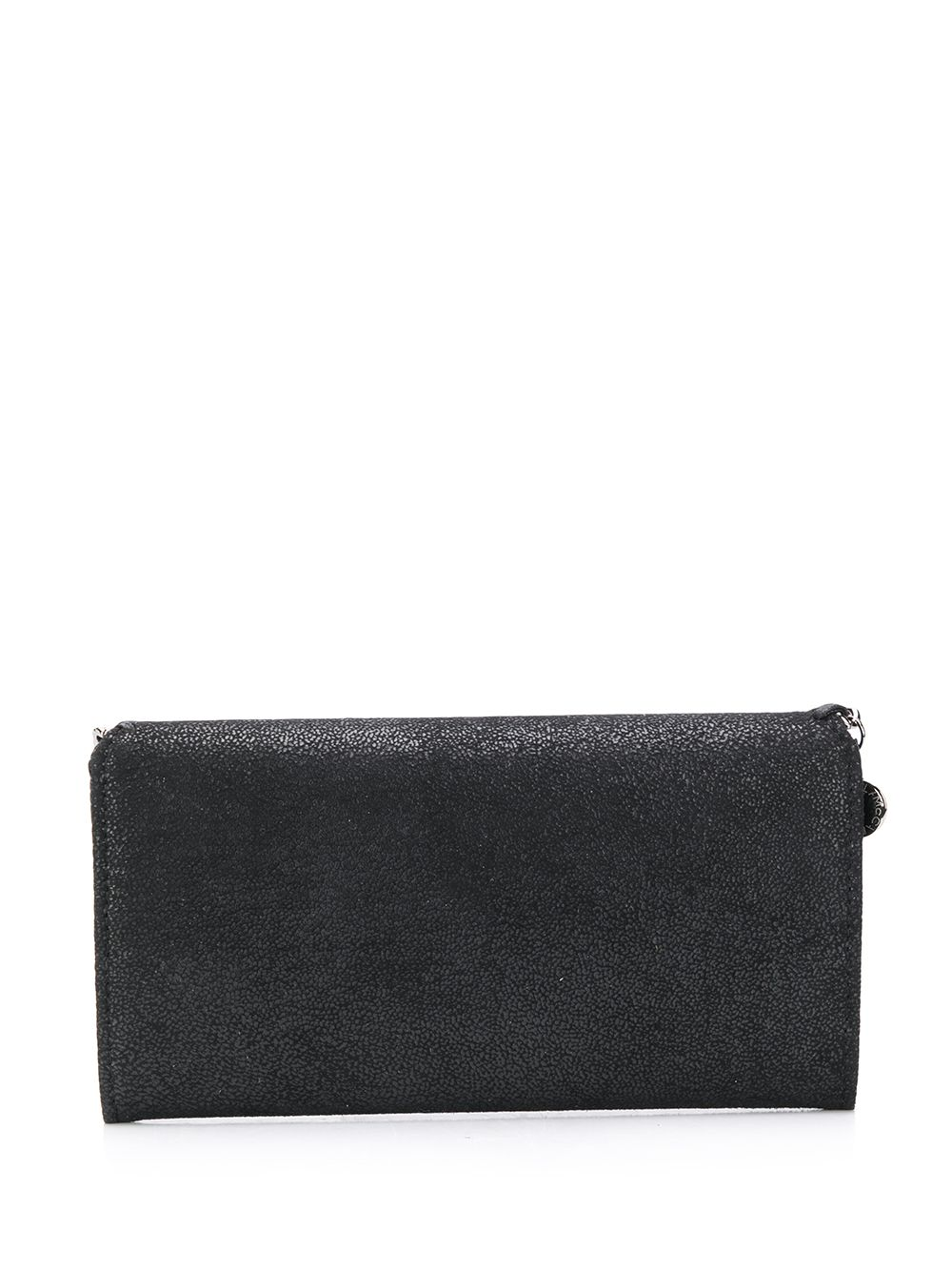 black Falabella continental wallet featuring a snap fastening STELLA MC CARTNEY |  | 430999-W91321000