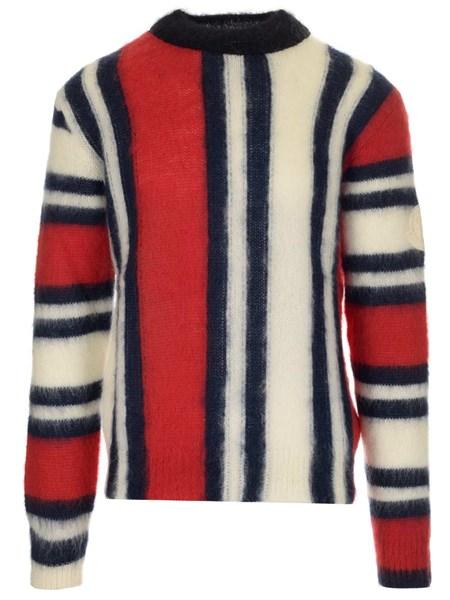 multicolored 2 Moncler Genius 1952 mohair wool crewneck jumper MONCLER GENIUS |  | 9C710-50-A9426470