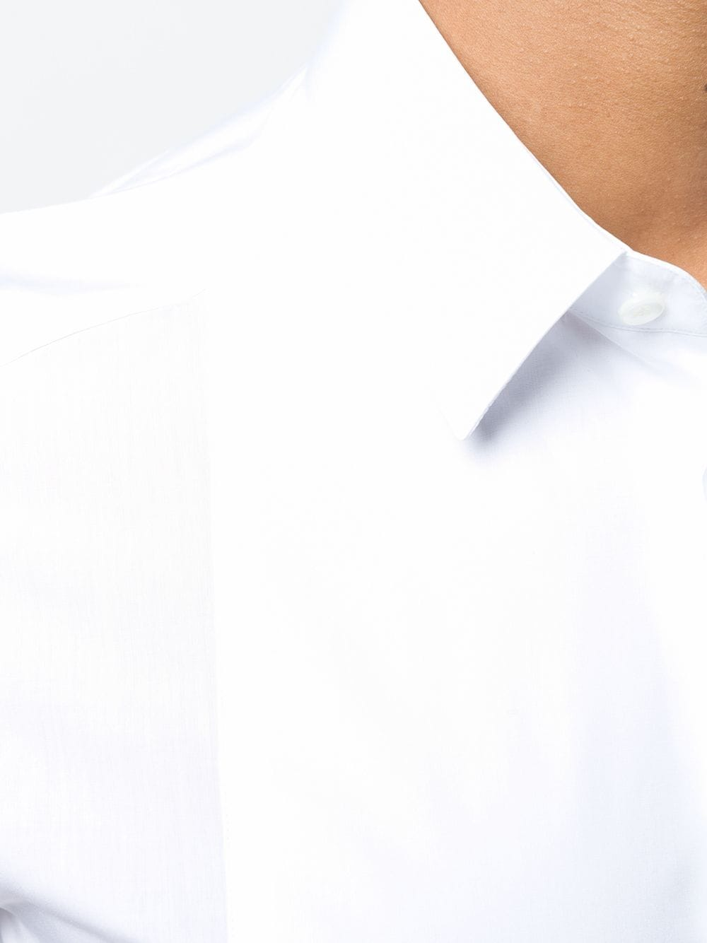 white classic cotton shirt DOLCE & GABBANA |  | G5EN2T-FU5NKW0800