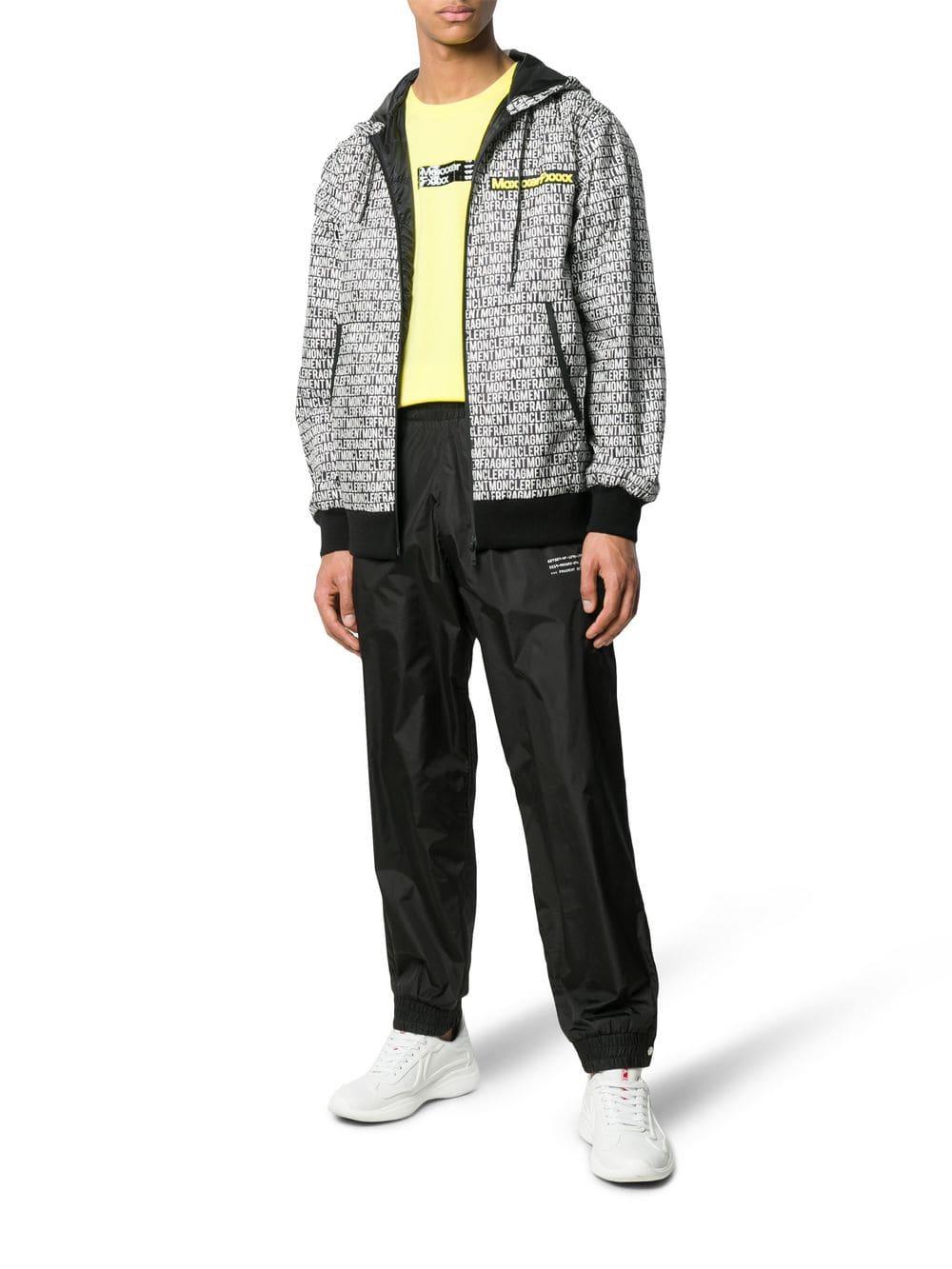 Rap nylon jacket by Moncler Genius x Fragment Design MONCLER GENIUS      RAP 41300-00-539KQ999