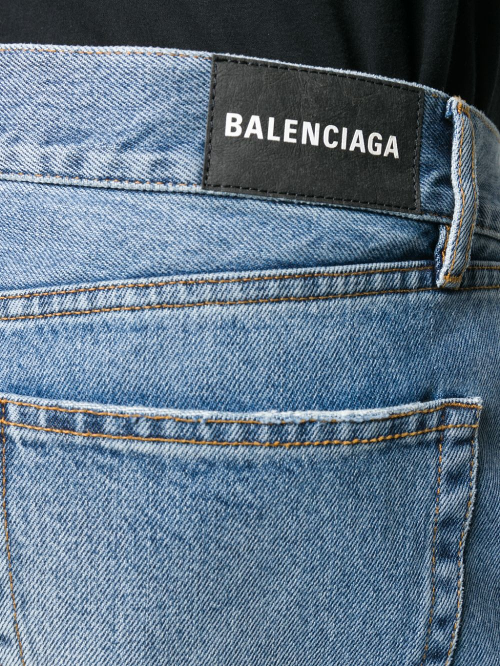 cropped light colored jeans BALENCIAGA |  | 594609-TDW144065