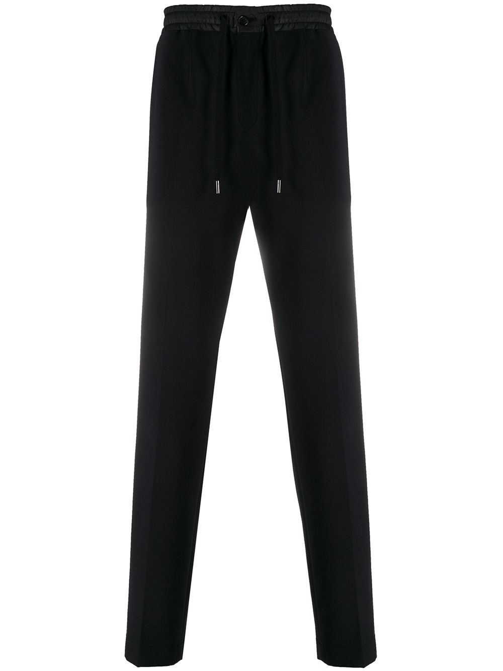 black wool elasticated trackpants DOLCE & GABBANA |  | GW20ET-FURIRN0000