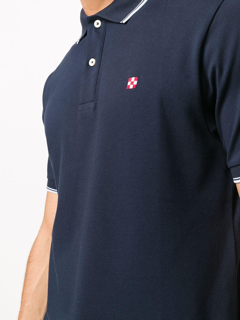 blue cotton Beverly Hills polo shirt  MC2 |  | BEVERLY HILLS6161