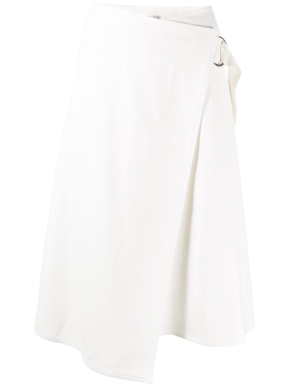A-line shape white skirt MONCLER |  | 2D701-00-V0064034