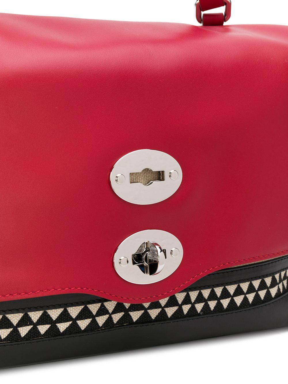 multicolored Postina tote bag Zanellato |  | 6120-AP73