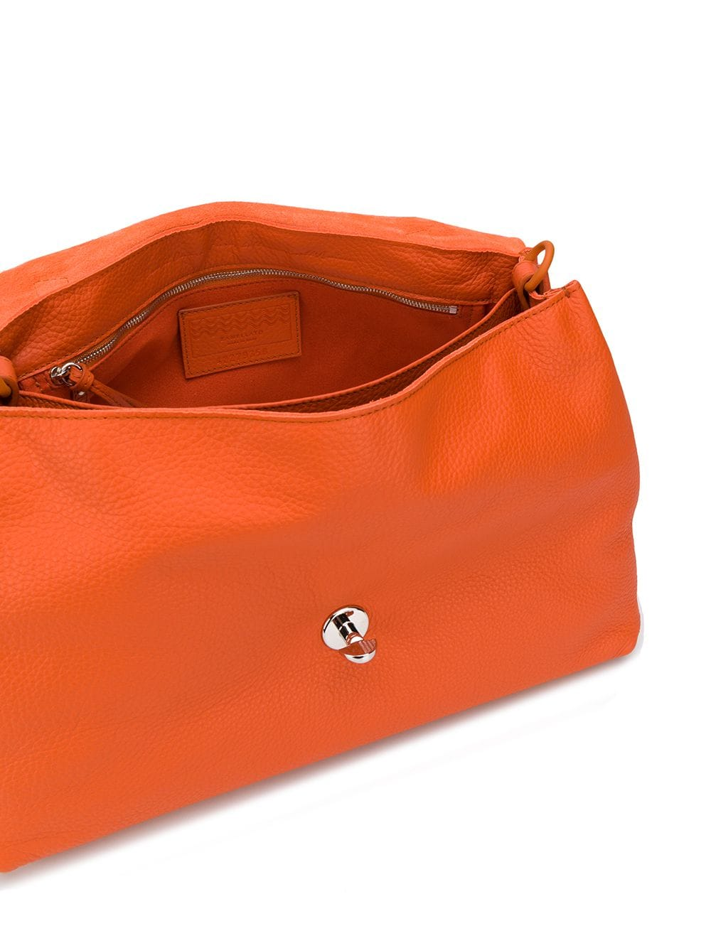 medium orange leather Postina bag Zanellato |  | 6801-P604