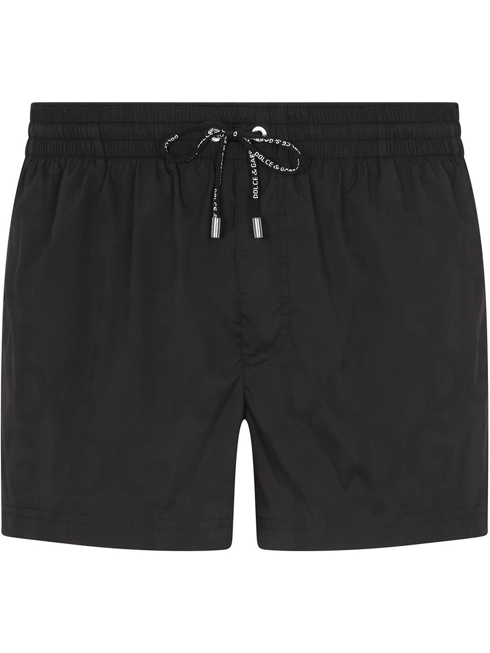 black swimming shorts with Dolce & Gabbana logo DOLCE & GABBANA |  | M4A06T-FPUABHN2UN