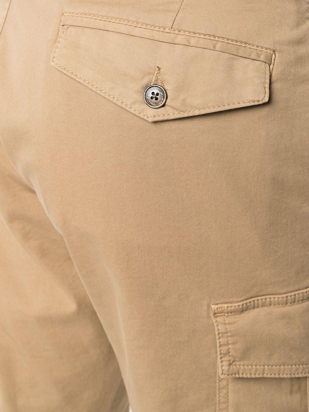 Beige stretch cotton slim-fit chinos ELEVENTY |  | C70PANB05-TET0C00804