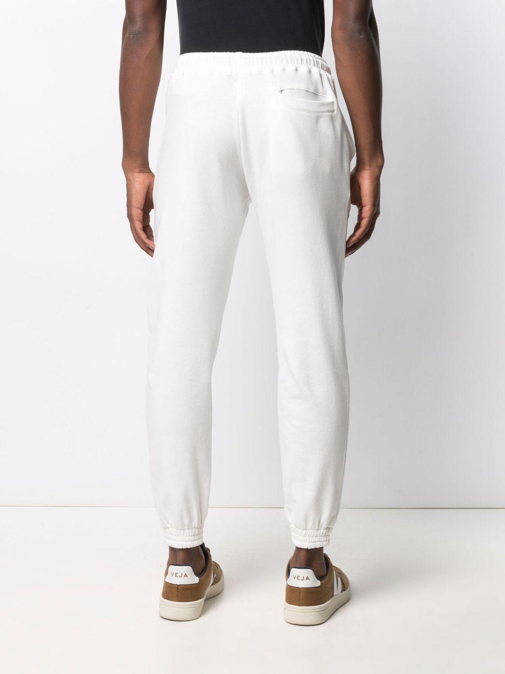 White cotton welt-pocket track pants  ELEVENTY |  | C75FELC02-TES0C17101