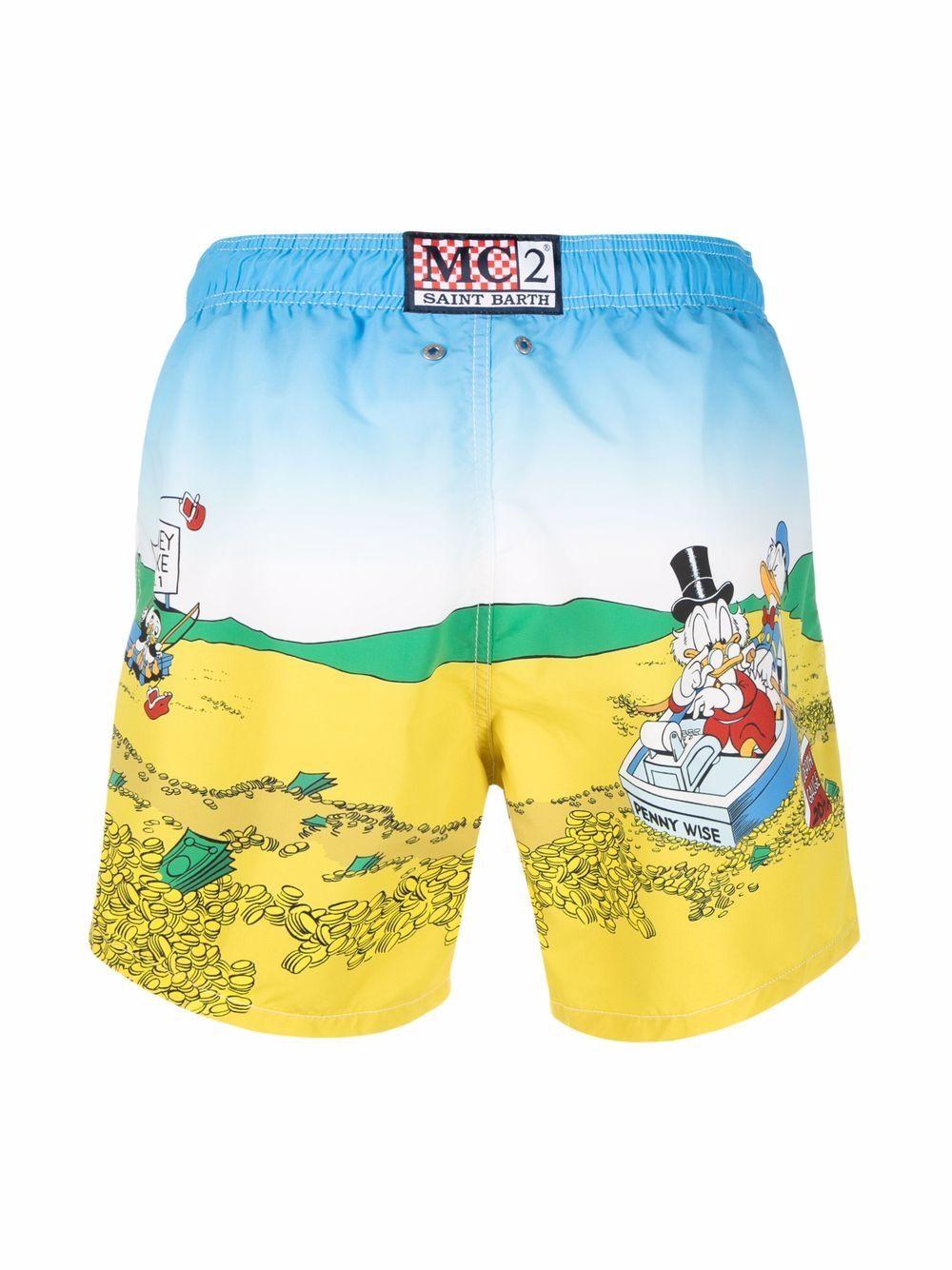 costume da bagno multicolore Gustavia Sea Money MC2   Costumi   GUSTAVIA PLACED PRINT-SEA MONEY31