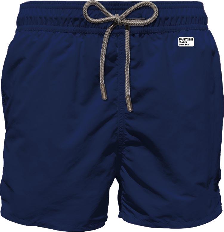 Navy blue swim shorts from MC2 SAINT BARTH x Pantone Collection  MC2 |  | LIGHTING PANTONE61