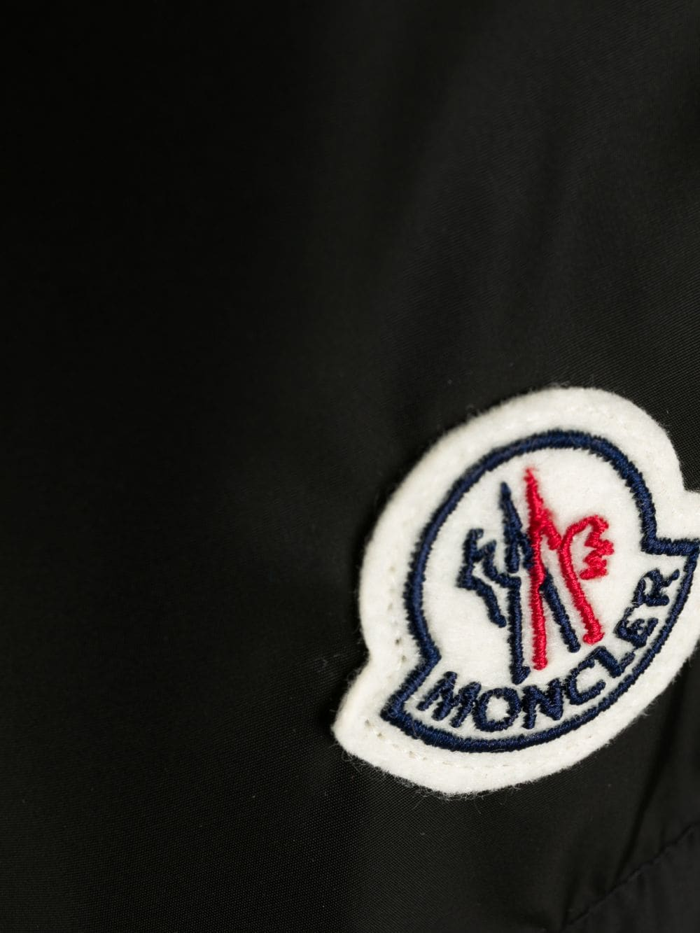black swim shorts featuring Moncler logo MONCLER |  | 2C708-00-53326999