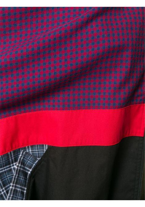 Giacca leggera dal design patchwork BALENCIAGA | Giubbini | 533918-TBM154324